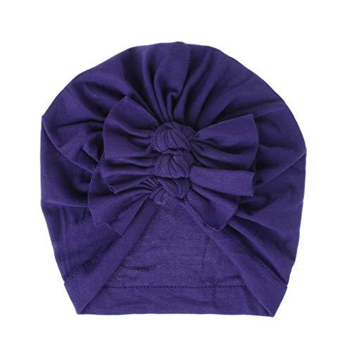 Xuthuly Baby-Kleinkind-Schwimmen-Hut-reizender Bowknot-Hut-Mädchen-Jungen Arbeiten Normallack-netten Hut um