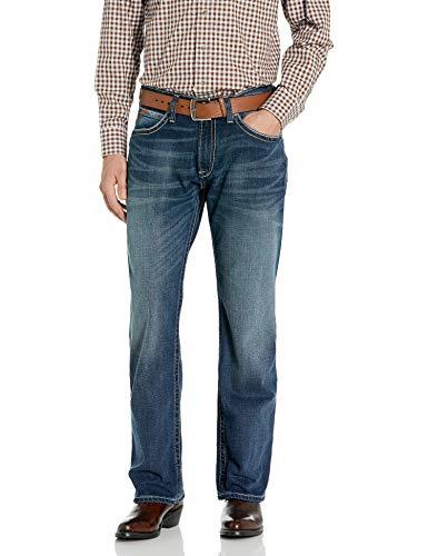 ARIAT Men's M4 Low Rise Jean, Adkins Turnout, 30X38