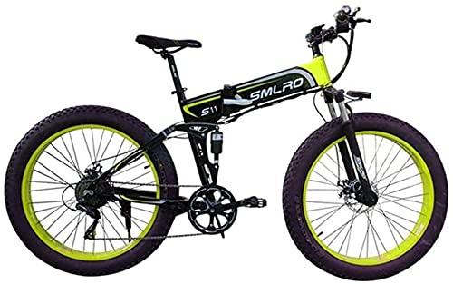 CASTOR Bicicleta electrica Bicicleta eléctrica Bicicleta Powercassisted Moto de Nieve Adecuada para...