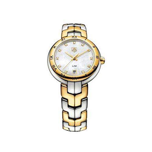 TAG Heuer WAT1353.BB0962 - Reloj para Mujeres, Correa de Acero Inoxidable Multicolor