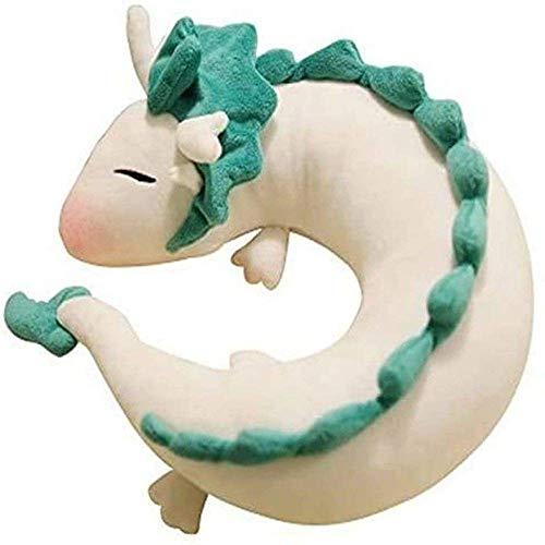 JKLI Cartoon Drache Uförmige Puppe Plüschpuppe Spielzeug Kissen Puppe Geschenk for 28 10 cm Kinder Wangwu