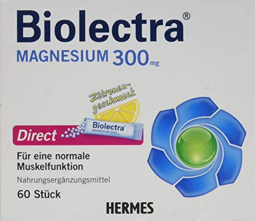Biolectra Magnesium Direct Pellets 60 stk
