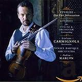 Vivaldi: The Four Seasons (Die Vier Jahreszeiten/Drei Konzerte) - Giuliano Carmignola