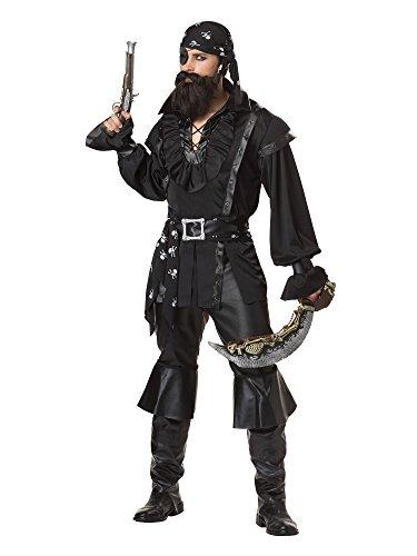 California Costume Colecciones CC01188-XL para hombre Saqueo pirata Disfraz Adulto - X-Large