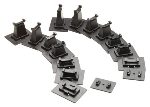 Bachmann Trains - Snap-Fit E-Z TRACK 16 PC. E-Z TRACK GRADUATED PIER SET - NICKEL SILVER Rail With Grey Roadbed - N Scale