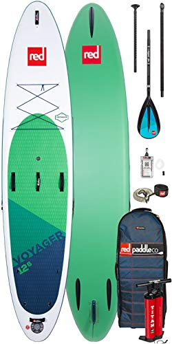 Red Paddle Co - SUP Stand Up Paddle Boarding - Voyager 12';6