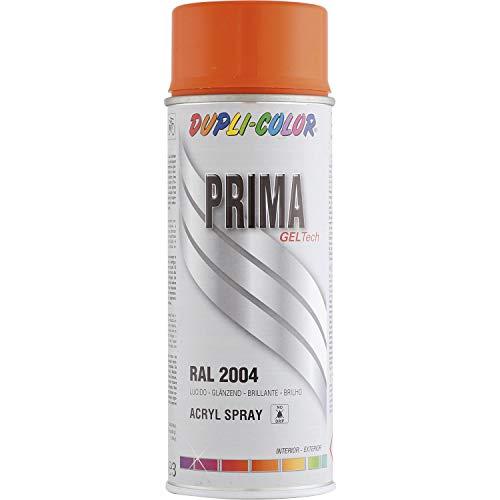 DUPLI-COLOR Lackspray 400 ml RAL 2004, 1 Stück, orange,788765