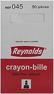 Reynolds 045 Pen- 50 Pieces, Blue