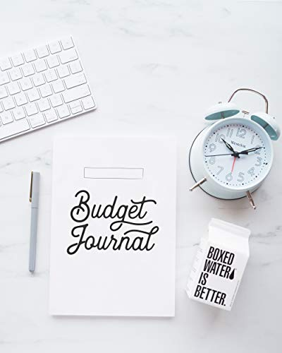 Budget Journal: 17 Pages, Infinite Printable, Tablet & Phone Accessible (English Edition)