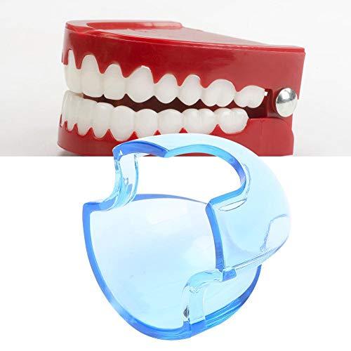 Garosa 5PCS Mundöffner, Lip Cheek Retractor Expander Dental Mund Zubehör(Transparentes Blau)