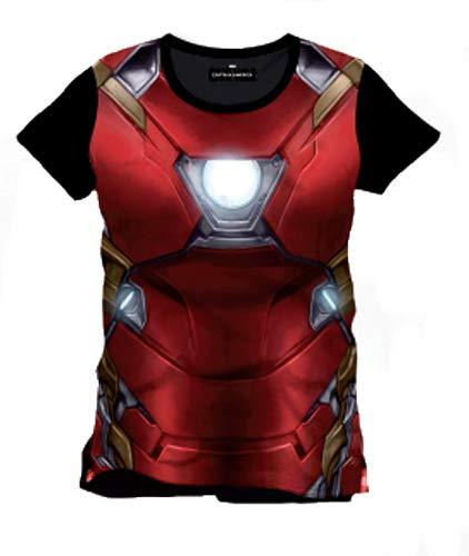 Iron Man Subli All XL