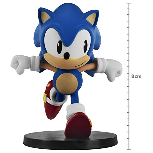 First 4 Figures Sonic The Hedgehog - BOOM8 Series Vol. 02 - Sonic PVC Figure (8cm) (SNBOOM2)