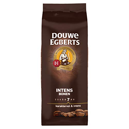 Douwe Egberts Intens Koffiebonen, 4 x 500 Gram