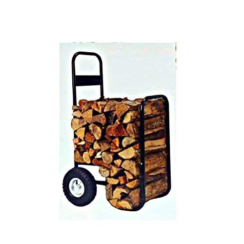 Wood Carrier with Wheels: Amazon com