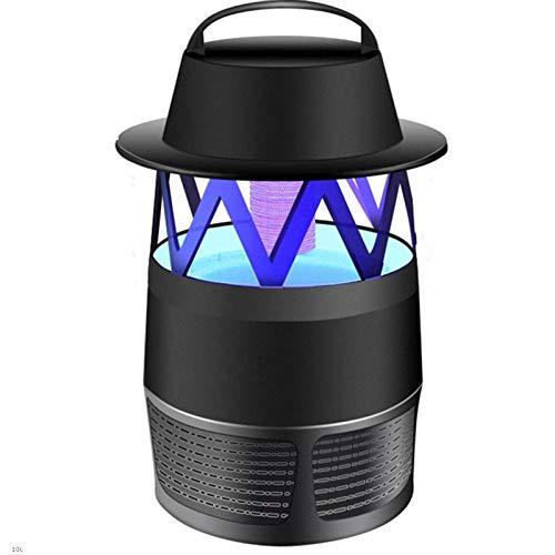 Lámpara Antimosquitos, Mosquito Killer Al Aire Libre Mudo Trampa De Insectos Seguridad Protección Del Medio Ambiente Asesino De Mosquitos LED Carga USB Para Uso Interior Y Exterior ( Color : A )
