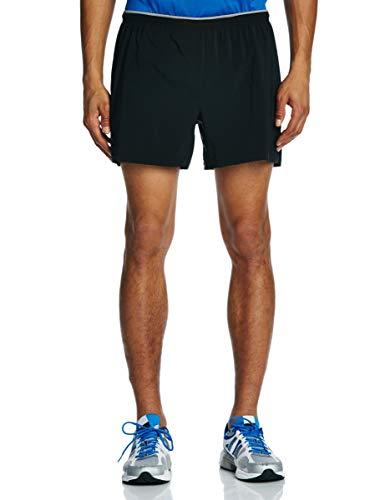 Brooks Men's Sherpa VI 5' Short Black/Black Shorts XL X 5