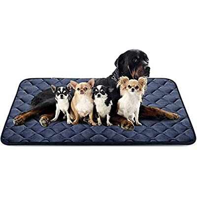 Dog Anti Slip Mattress with Washable Cover