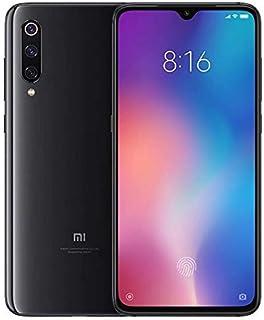 Xiaomi Mi 9 RAM 6GB + ROM 64GB Snapdragon 855 MIUI10 6.39インチAMOLEDディスプレイ 4800万画素三眼カメラ搭載 スマートフォン 本体(グローバル版/日本語対応・Googleアプリ対応)