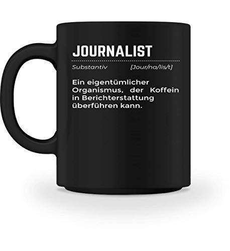 Ideaal voor journalisten en reporters - mok
