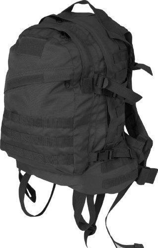 Viper Sac à dos fourre-tout idéal randonnée et camping Noir 45 l