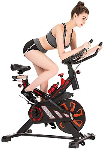 LY88 Fitness Hometrainer Advanced Spinning Indoor Bicycle Sport Fitness Smartphone App met trainingscomputer en ellipstrainer stabiel en comfortabel design