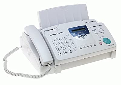 Sharp UX-460 Plain Paper Fax with TAD