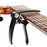 Capo de guitarra Metal cambio rápido clave capo para guitarra popular clásica