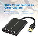4D 383842i2999 HDMI Video Capture Device HDMI to USB 3.0 HDMI Video Capture