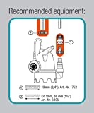 GARDENA Schmutzwasser-Tauchpumpe 9200 Basic: Elektrische Tauchpumpe mit Fördermenge 9200 l/h, , Schwimmschalter mit Dauerlauffunktion (9007-47) - 7