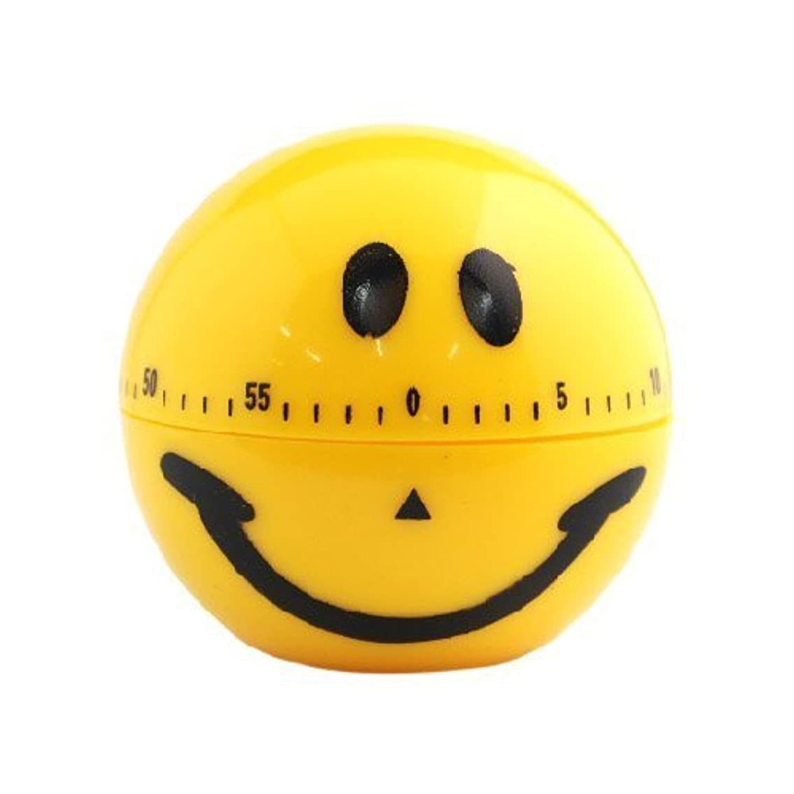 LUQUAN New Kitchen Cooking Timer Alarm 60 Minute Smile Face