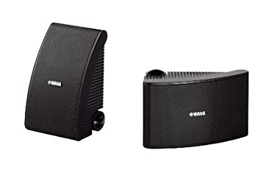 Yamaha NSAW392 120w All Weather Speakers - Black from YAMA6