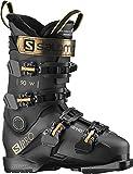 Salomon S/Pro 90 GW Womens Ski Boots Belluga Metallic/Black/Copper Metallic 9/9.5 (26/26.5)