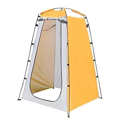Tienda de campaña de privacidad al aire libre, tienda de ducha, tienda de tocador impermeable para camping, cambiador portátil de ducha, tienda de playa, cambio de habitación