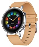 HUAWEI Smartwatch Watch GT 2(42mm), Beige (Gravel Beige)