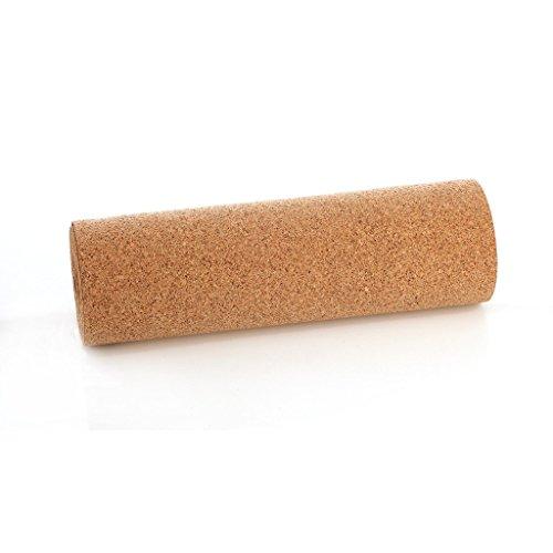Corcho en rollo pulido a 1 cara - Grueso:5 mm, 5 X 1 metros
