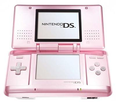 Pink Handheld Console (Nintendo DS)