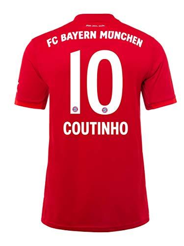 FC Bayern München Trikot Home 2019/20, Philippe Coutinho, Größe M