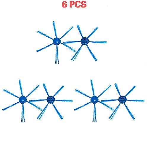 PUHE Piezas de repuesto para aspiradoras de cepillo lateral lavable filtro apto para Philips FC8007 FC8792 FC8794 FC8796 Aspiradora Accesorios Accesorios de aspiradora (Color: C)