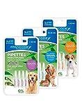 Francodex 4 x Pipette ANTIPARASSITARIO Naturale Cani Fino a 15 kg