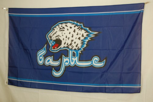 KHL barys Astana Kasachstan Eishockey Offizielle Flagge Banner 3x 5