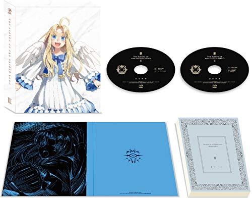 Rise of the Hero of the Shield Blu-ray BOX Volume 3 JAPANESE EDITION