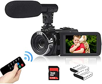 Heegomn TDV-1302 720p 32GB Flash Memory Camcorder