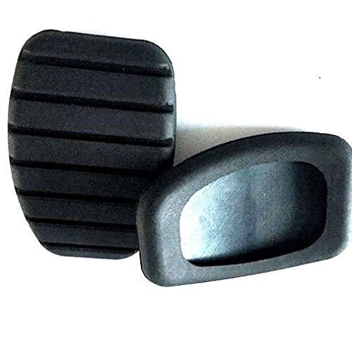 Preisvergleich Produktbild 73JohnPol Kupplungs-Bremspedal-Gummi-Pad-Für-Renault-Clio-Megane-Laguna-Kango-Scenic-Modus