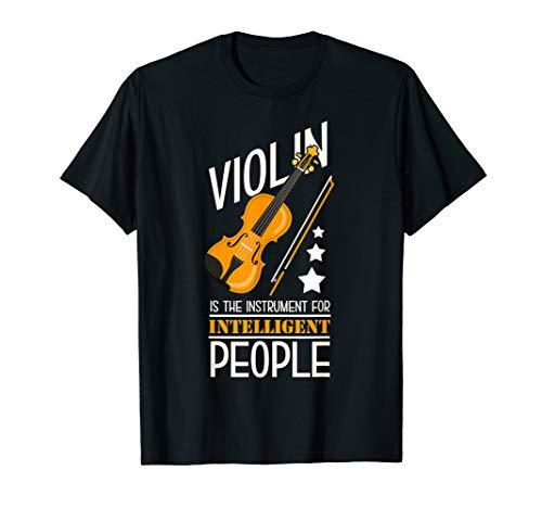 Lustiges Geigen Violine Geschenk   Violionisten T-Shirt