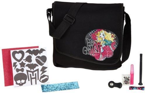 Totum - BJ562004 - Kit de Loisir Créatif - Monster High - Sac à Décorer