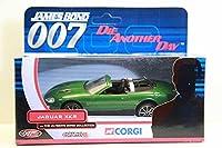 CORGI コーギー 007 ジェームズ・ボンド ジャガーXKR 307F2E/11