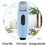 Mini-Fön Tragbarer kleiner Fön 300 Watt Fön mit konstanter Temperatur, Dreistufenkontrolle, zusammenklappbar - 2
