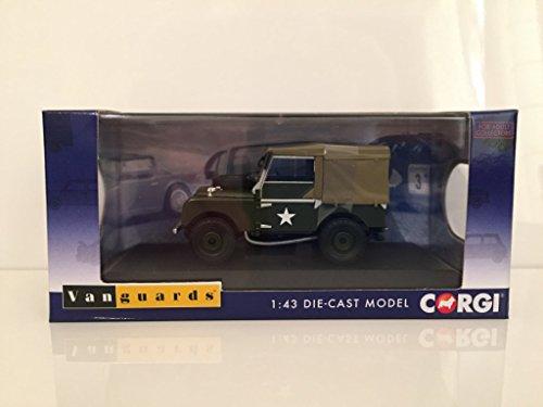 Corgi VA11113 Land Rover Série 1 80\