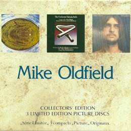 Orchestral Tubular Bells/Ommadawn/Hergest Ridge: Compact Collection Vol.1 (UK Import)