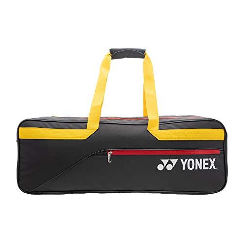YONEX badmintontasche Active 2Way schwarz/gelb 36 Liter